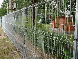 ideal táblás kerítés