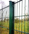 lippi táblás kerítés